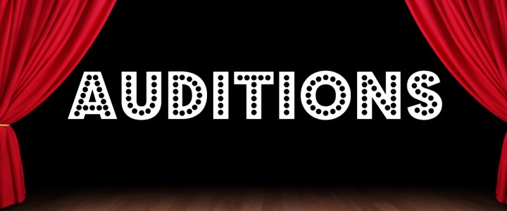 Open Auditions for Adult Panto Role