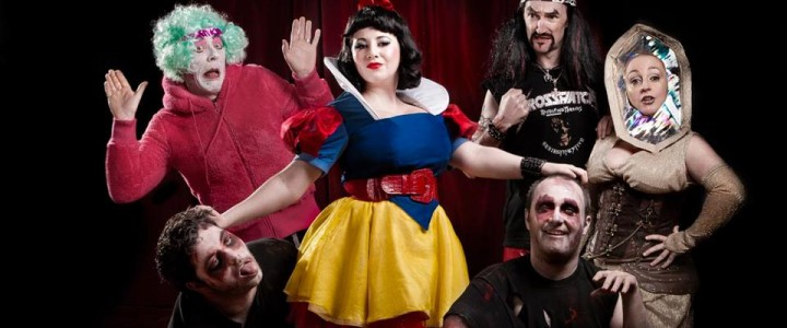 Snow White and the 7 Zombies: The Adult Panto